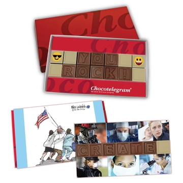 Chocotelegram™
