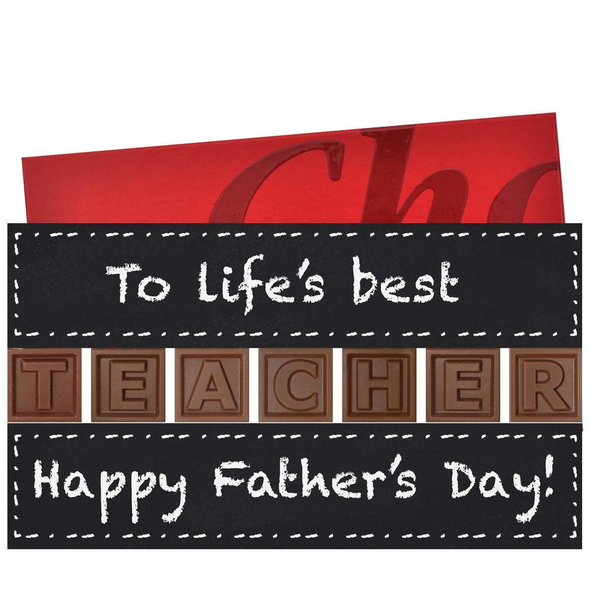 LIFE'S BEST TEACHER
